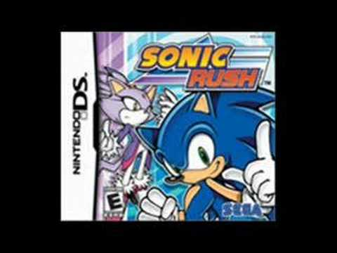 wrapped - This is the last bosses theme song from Sonic Rush called 