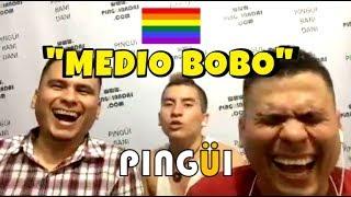 #SIMPINGÜI: http://pinguinadascom.blogspot.com.co/p/simingui.html-Fanpage: https://www.facebook.com/pinguinadasoficial/Sitio web: http://pinguinadas.com/webFACEBOOK:-Pingüi: https://www.facebook.com/jhon.a.rodriguez.90-Profe Bani: https://www.facebook.com/bani.rodriguez-Tío Dani: https://www.facebook.com/DaniIsmaelRodriguezGomez-Fanpage: https://www.facebook.com/pinguinadasoficial/-Autobiografía Profe Bani: http://pinguinadas.com/bani Twitter: https://twitter.com/pinguinadasofiInstagram: https://www.instagram.com/pinguinadasofi/Videos recomendados: Los mejores vídeos de Pingüi #1:https://www.youtube.com/watch?v=SNpdFAlXoGUPingui se fue a estudiar a la 1 de la mañana: https://www.youtube.com/watch?v=c4Sy3FeJvn4La Cresta de Pingüi: https://www.youtube.com/watch?v=usKOe54nodsEl baloto:https://www.youtube.com/watch?v=tw5OlnSK_xISalgánse todos: https://www.youtube.com/watch?v=QGXBGnHMNU0Cuánto es 9x8: https://www.youtube.com/watch?v=OkjAFsoOh7YSUSCRÍBETE: http://www.youtube.com/user/SantaRamera?sub_confirmation=1LA CANCIÓN DE PINGÜI:https://www.youtube.com/watch?v=jxKntrauID8