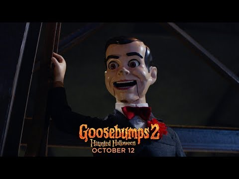 GOOSEBUMPS 2 – Old Friend