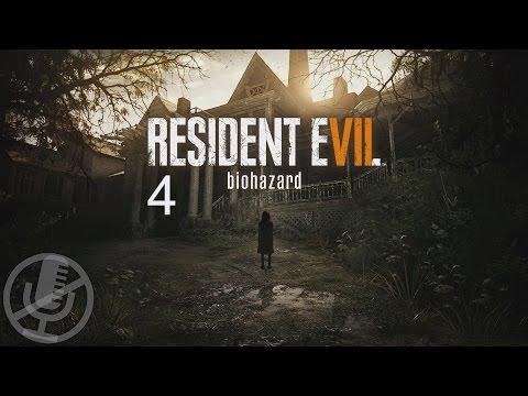 Resident Evil 7 Прохождение Без Комментариев На Русском На ПК Часть 4 — Видео от Мии