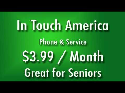cell phone discounters - I have been reporting and recommending the great services from In Touch America for several years. My family uses their service. In Touch America is famous f...