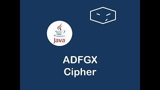 Code of ADFGX cipher in Java.ADFGX cipher was used by German army in world war I.Please Like and Share :)Download source code at:https://drive.google.com/file/d/0B61-MHkMYqM4dDhGaFNkdmJtbms/Play ListsSwifthttps://www.youtube.com/playlist?list=PLOGAj7tCqHx9C08vyhSMciLtkMSPiirYrAllhttps://www.youtube.com/channel/UCBGENnRMZ3chHn_9gkcrFuA/playlistsJavaScripthttps://www.youtube.com/playlist?list=PLOGAj7tCqHx_grLMl0A0yC8Ts_ErJMJftc#https://www.youtube.com/playlist?list=PLOGAj7tCqHx9H5dGNA4TGkmjKGOfiR4gkJavahttps://www.youtube.com/playlist?list=PLOGAj7tCqHx-ey9xikbXOfGdbvcOielRwAmazon Lumberyard Game Enginehttps://www.youtube.com/playlist?list=PLOGAj7tCqHx-IZssU8ItkRAXstlyIWZxq