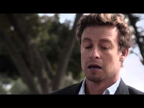 The Mentalist 6x08- JANE KILLS RED JOHN!!(ending scene)