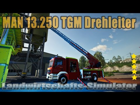 MAN TGM Ladder v1.0