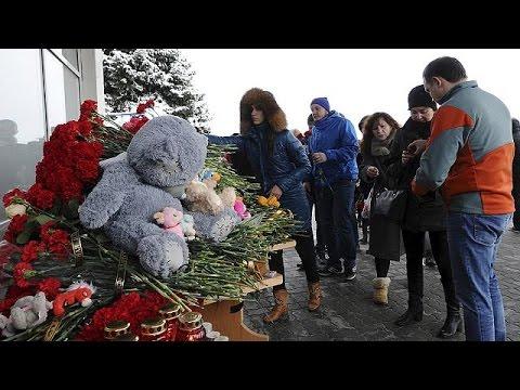 Ρωσία: Θρήνος μετά την αεροπορική τραγωδία