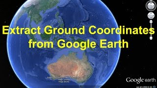 Video Extract Coordinates (Lat/Long) from Google Earth MP3, 3GP, MP4, WEBM, AVI, FLV Juli 2018