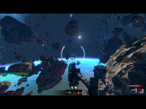 Star Conflict - Геймплей (Бой 1)