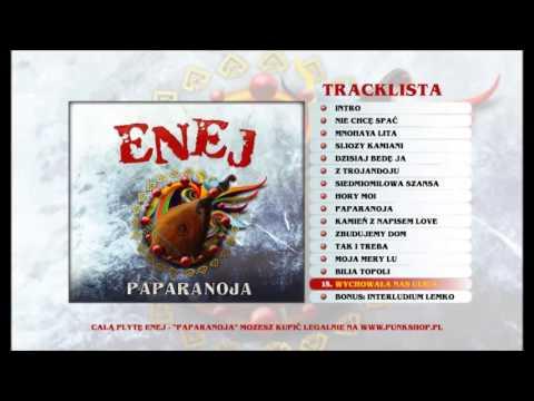 Tekst piosenki Enej - Wychowała nas ulica po polsku