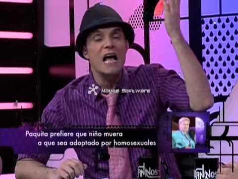 Noticia: Paquita la del Barrio y La Adopcion Gay - Paquita la del Barrio (Video)