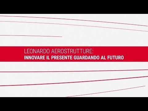 Leonardo Aerostrutture: Innovare il Presente guardando al Futuro