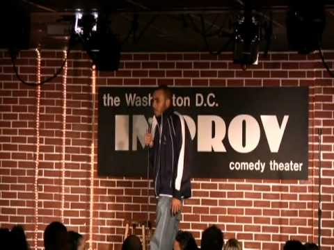 Jason Weems Comedy- DC Improv