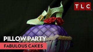 Watch how Nadia Cakes creates an amazing five foot stack of ornate pillows for a Sweet 16 Masquerade Ball. Want more of ...