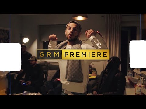 Caps – 100 Miles Away (Intro) [Music Video] | GRM Daily