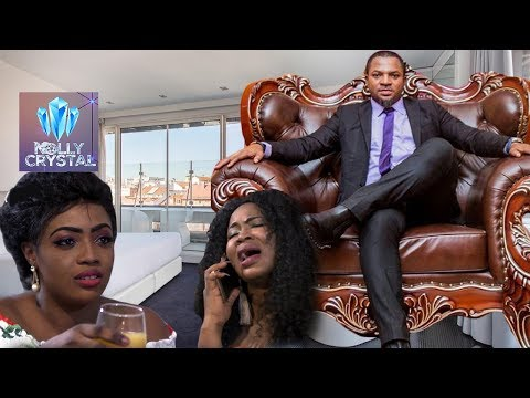 HE BEATS ME ALL THE TIME BUT HE IS A NICE MAN  -  NIGERIAN MOVIES LATEST