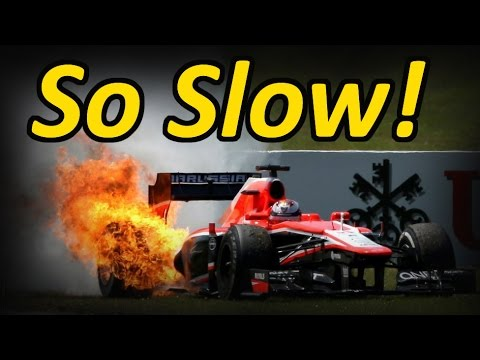 worst; - Driving as Max Chilton in a Marussia, can we score points with the worst Car Setup Possible? Follow me on Twitter - https://twitter.com/Tiametmarduk Facebook - https://www.facebook.com/Tiametmar...