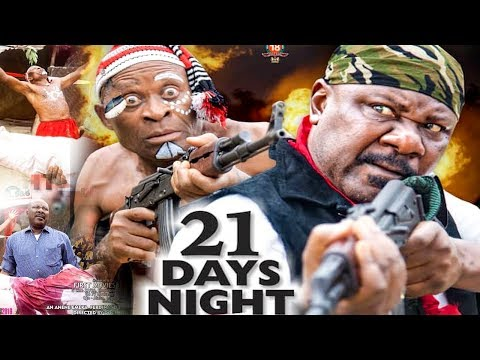 21 Days Night Season 4 (New Movie) - Sam Dede|2019 Latest Nigeria Nollywood Movie
