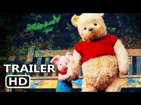 CHRISTOPHER ROBIN Official Final Trailer (2018) Ewan McGregor, Winnie the Pooh Movie HD