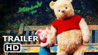 Video CHRISTOPHER ROBIN Official Final Trailer (2018) Ewan McGregor, Winnie the Pooh Movie HD MP3, 3GP, MP4, WEBM, AVI, FLV Maret 2019