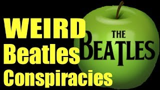 Weirdest Beatles Conspiracies Ever