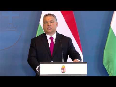 Kommentár nélkül: magyar-egyiptomi csúcstalálkozó