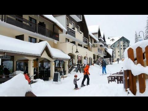 Oz en Oisans - station de ski familiale