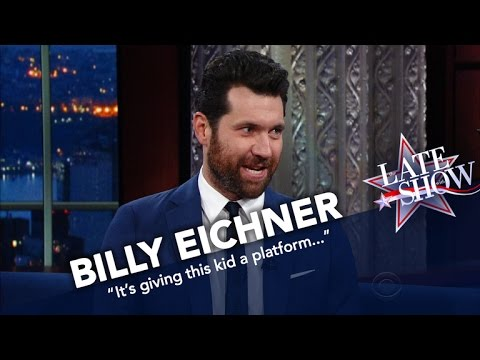 Billy Eichner Announces He Will Perform At Trump's Inauguration (видео)