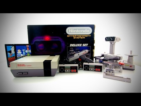 nes - Check out Today's best deals on gadgets HERE - http://amzn.to/J8Ta2Z REMEMBER TO LIKE, FAVORITE & SHARE TWITTER - http://twitter.com/unboxtherapy FACEBOOK - ...