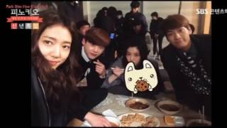 Nonton Park Shin Hye And Lee Jong Suk Pinnochio Funny Old Clip 2017 Film Subtitle Indonesia Streaming Movie Download