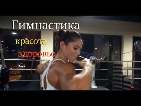 Гимнастика красота здоровье (видео)