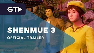 Shenmue III - Official Accolades Trailer by GameTrailers
