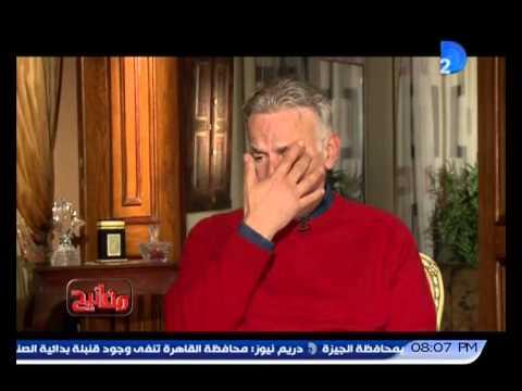 عزت أبو عوف يعترف أنه دخل اختبارات الثانوية العامة 3 مرات لكي يدرس الطب