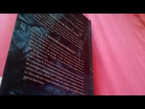 Review Livro A guerra dos tronos -edi. Leya