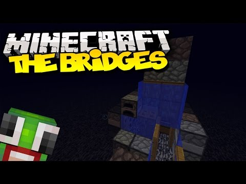 "Minecraft: The Bridges - ""UNDERWATER BASE!"" (Mineplex Bridges)"