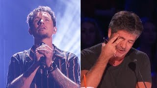 Michael Ketterer Made Simon Cry With His Compassion, Heart and Voice