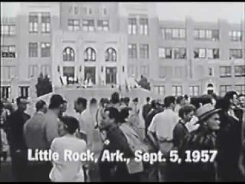 essay on the little rock nine Little rock's crisis: a year of trouble the stories of the little rock nine have been a popular topic over the years, and have spawned articles, books, and even a major motion picture all.