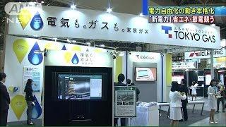 新たに参入 電力自由化で、7兆5000億円市場へ
