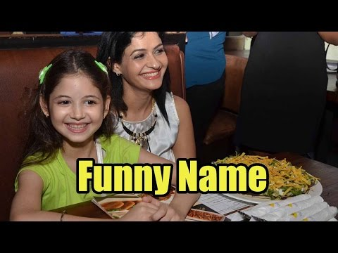 Harshaali Malhotra Gives A Funny Name To Her Favou