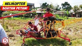 Video Helikopter Bermesin Sepeda Motor Buatan Tangan PETANI Berhasil Terbang MP3, 3GP, MP4, WEBM, AVI, FLV April 2019