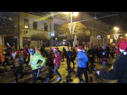 Zabehali si počas príjemnej akcie: Mikulášsky beh podporili desiatky nadšencov