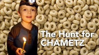 Bedikat Chametz – The Hunt for Chametz