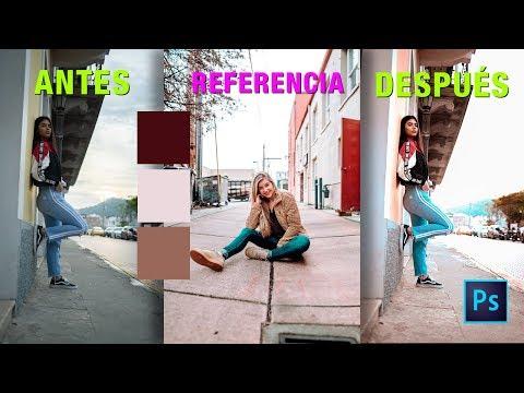 Copia el Colorizado (Grading) de Cualquier Foto Usando Photoshop!