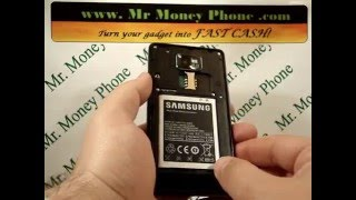 HARD RESET Samsung Galaxy S2 II Wipe Data Master Reset (RESTORE to FACTORY condition) Video