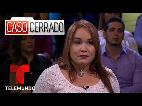 My daughter married my husband! 💍😡☠️ | Caso Cerrado | Telemundo