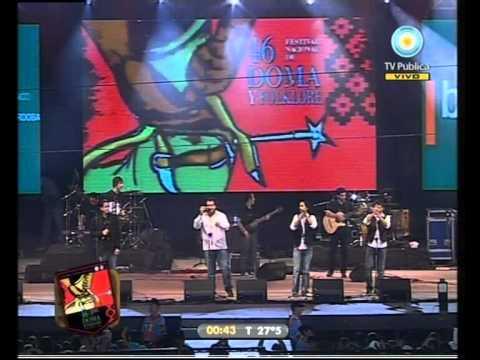 Festival Jesús María 15-01-11 Alma de Luna