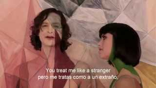 Gotye - Somebody That I Used To Know -español y  ingles