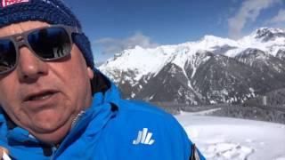 Dall'Alpe Lusia raccontata da Alberto Kostner