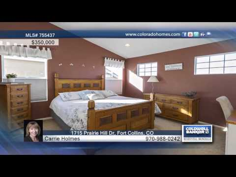 1715 Prairie Hill Dr  Fort Collins, CO Homes for Sale | coloradohomes.com