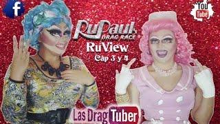 RuPaul´s Drag Race Season 9 Ruview- Episode  3 y 4