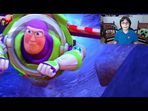 Zurg'e Karşı ABLAM ile Toy Story 3 PlayStation - Bölüm 4 BKT