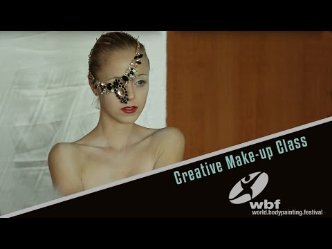 Creative Make-up WB Academy World Bodypainting Festival 2014